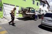 SETTOP realiza Operação Cidade Limpa e retira carros abandonados da cidade