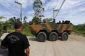 Intervenção federal no Estado do Rio começa em presídio