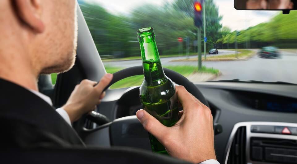 Entra em vigor lei que aumenta pena para motorista embriagado