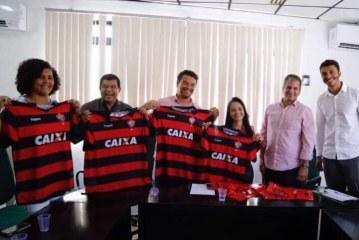 Vitória firma parceria com entidades esportivas da cidade com apoio da prefeitura