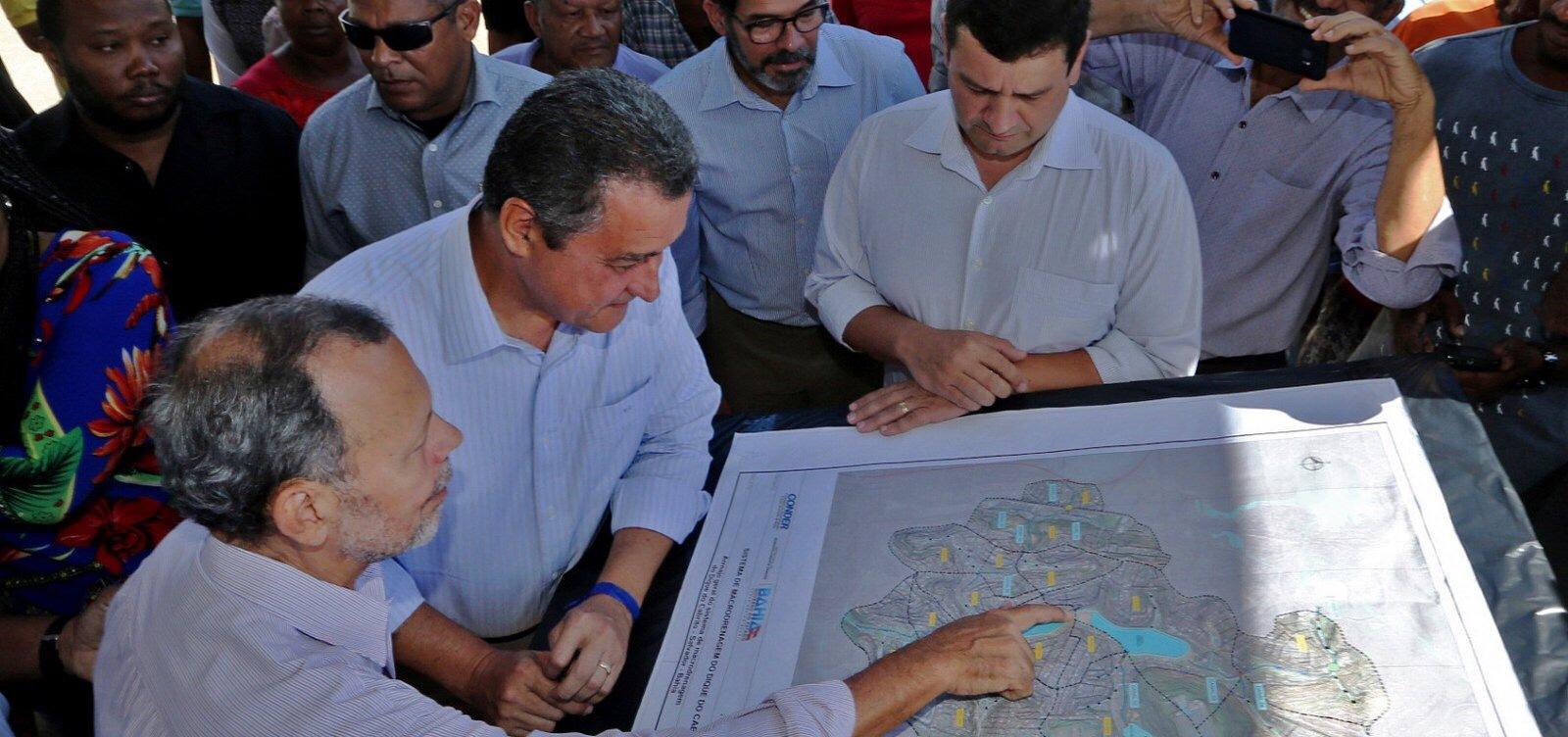 Se Lula não for candidato, Judiciário 'vai passar a ter descrédito' do povo, diz Rui Costa