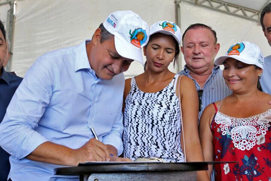 Rui autoriza construção de policlínica regional em Senhor do Bonfim