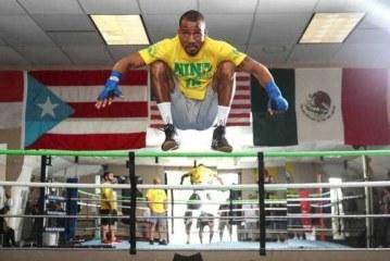 Inspirado na seleção, Robson Conceição volta ao ringue para enfrentar o equatoriano Gavino Guaman neste sábado