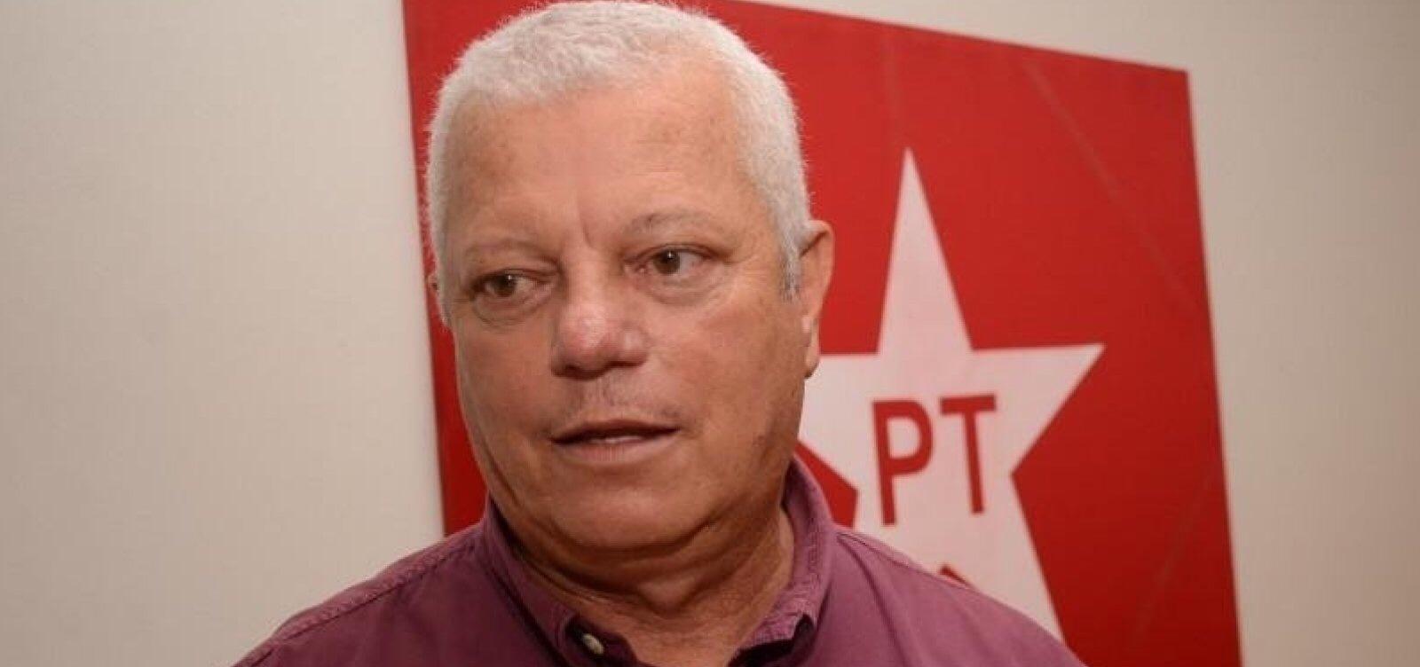 Presidente do PT na Bahia rechaça escolha de Haddad por Lula