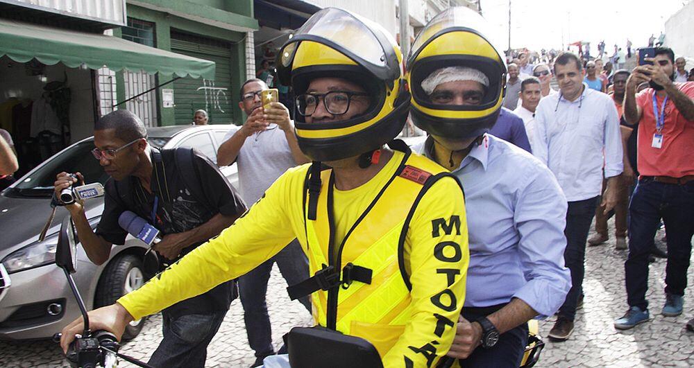 Assembleia Legislativa sediará o Encontro Estadual de Mototaxistas