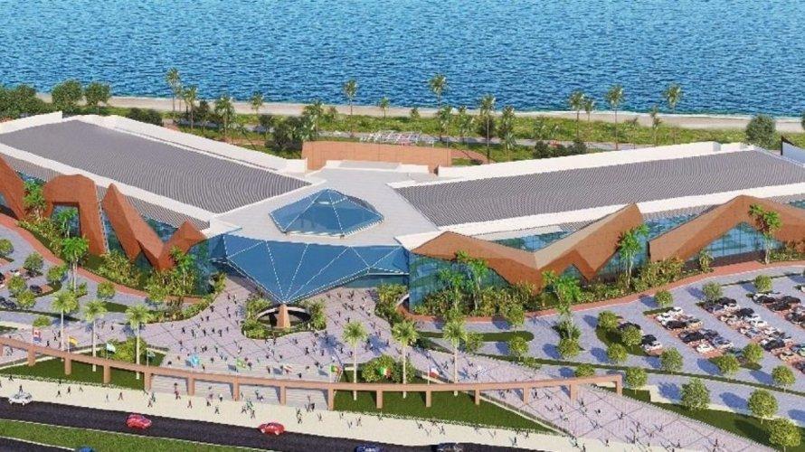 Assinatura de ordem de serviço do Centro de Convenções de Salvador, será nesta quinta