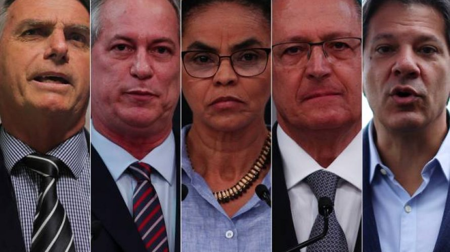 Datafolha: Haddad cresce e Bolsonaro mantém estabilidade