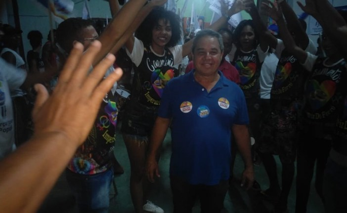 Sérgio Gomes reivindica melhorias para a saúde no Subúrbio de Salvador