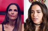 Léo Dias revela motivo da briga entre Anitta e Ivete Sangalo e baiana pede uns dias para pensar