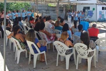 Educadores debatem práticas de inclusão para alunos com deficiência em Lauro de Freitas