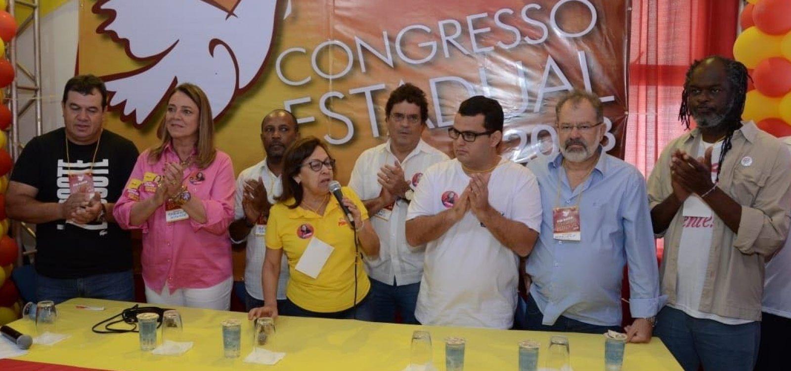 PSB baiano se divide sobre apoio na disputa pelo Senado