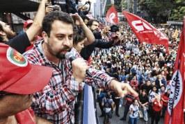 Líder do MST, Guilherme Boulos sugere que casa de Bolsonaro pode ser invadida pelo grupo