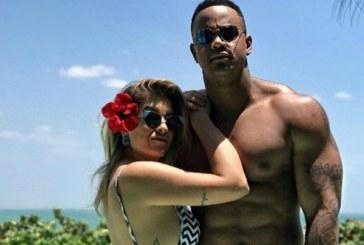 Léo Santana faz declaração para Lore: 'Estou contigo pra vida'