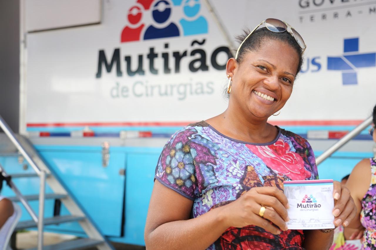 Em apenas dois dias de triagem, Mutirão de Cirurgias de Lauro de Freitas já realizou 500 atendimentos