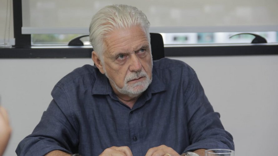 """""""Eles têm uma grande identidade"""", diz Wagner sobre apoio de ACM Neto a Bolsonaro"""