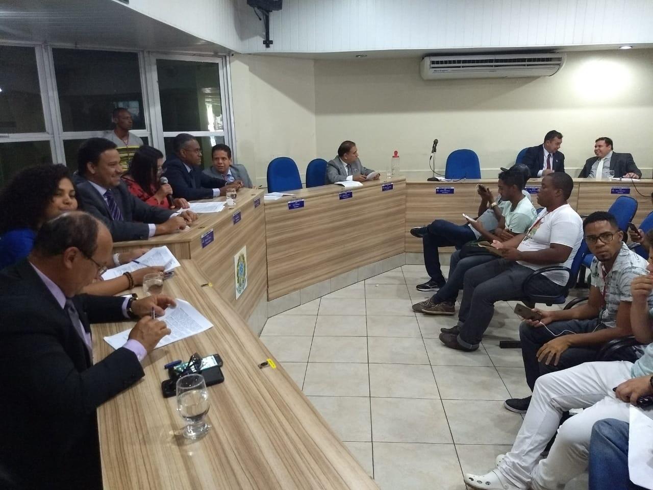 Câmara de Lauro propõe requalificar como urbanas linhas de Lauro ao Terminal Aeroporto