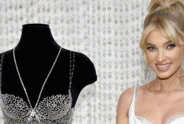 Modelo vai usar sutiã de US$ 1 milhão em desfile da Victoria's Secret