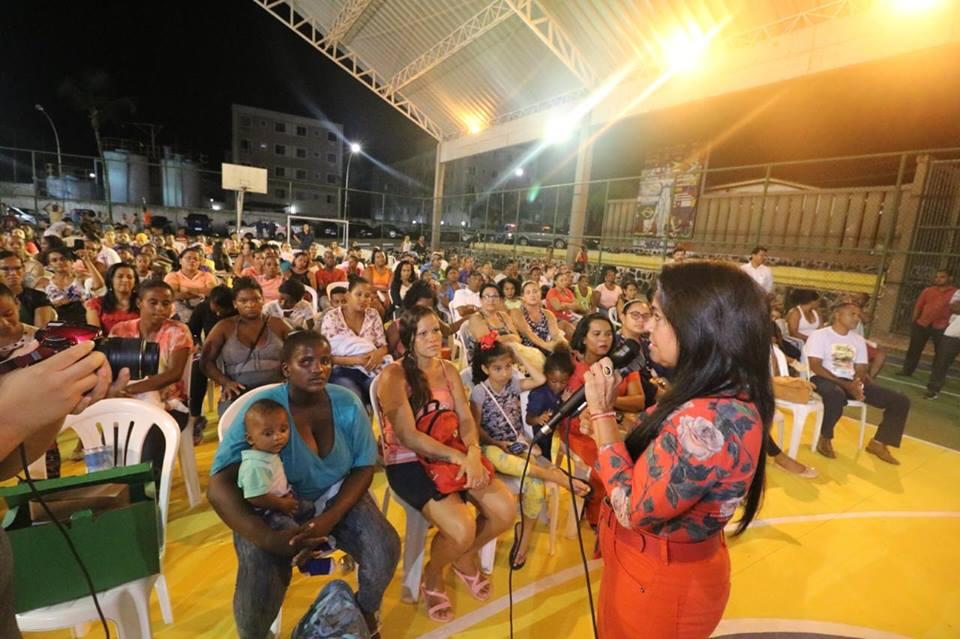 Lauro de Freitas ganha mais um conjunto habitacional do Minha Casa Minha Vida; prefeita Moema participou da apresentação do residencial