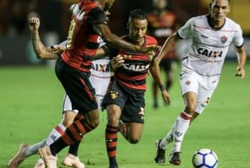 Vitória fica no empate com o Sport e se aproxima da Série B