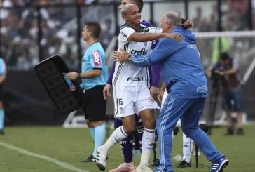 Palmeiras vence o Vasco e é campeão brasileiro de 2018