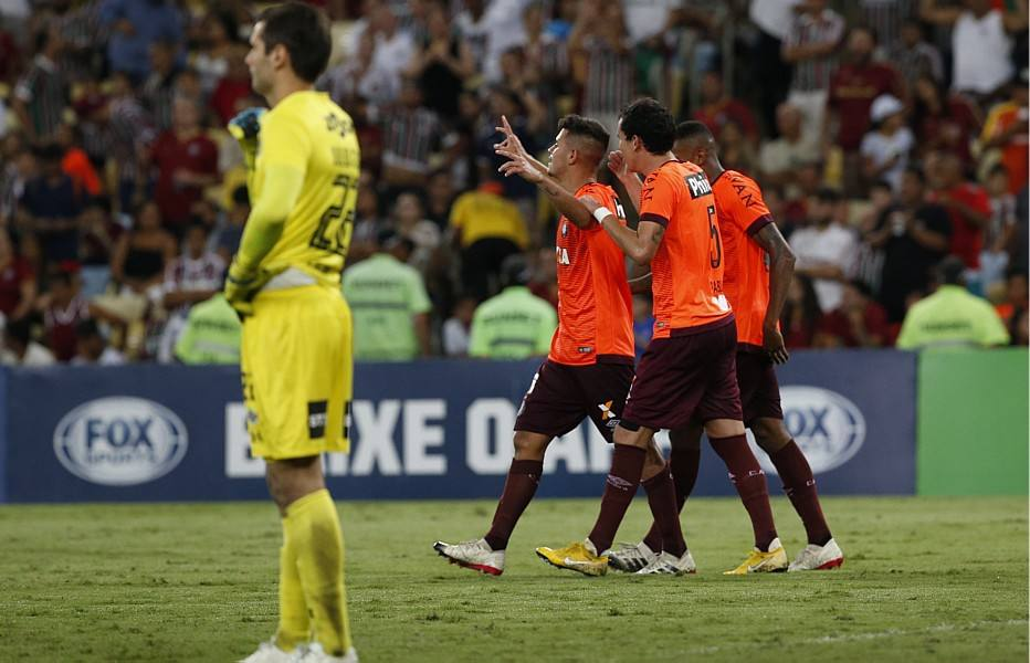 Atlético-PR volta a vencer Fluminense e vai à final da Sul-Americana