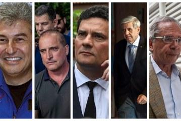 Conheça os ministros já escolhidos por Bolsonaro