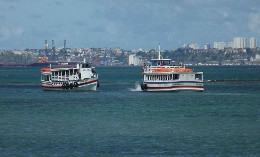 Travessia Salvador-Mar Grande só irá operar até às 17h30 neste domingo