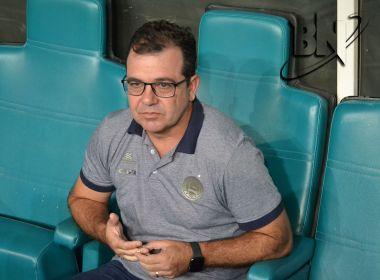 Enderson Moreira destaca importância do triunfo, mas alerta: 'Não nos garante nada'