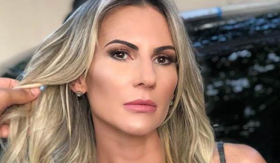 Blogueira de Salvador denuncia marido por agressão nas redes sociais