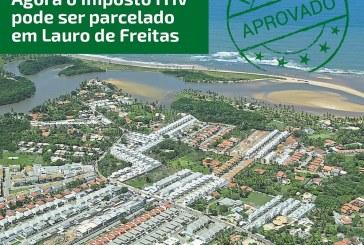 Vereadores Isaac de Belchior e Edilson Ferreira tem projeto de lei aprovado para parcelamento do imposto ITIV em Lauro de Freitas