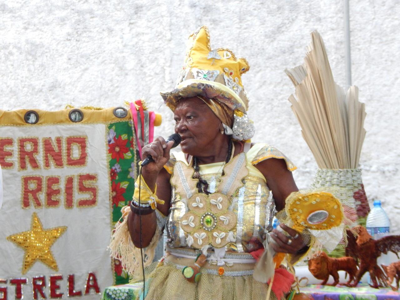 Lauro de Freitas: Agentes celebram a resistência em homenagem a cultura