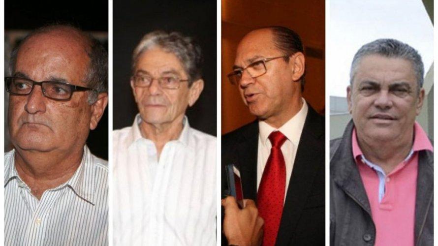 Ex-presidentes do Vitória se unem em nota pública contra Ricardo David