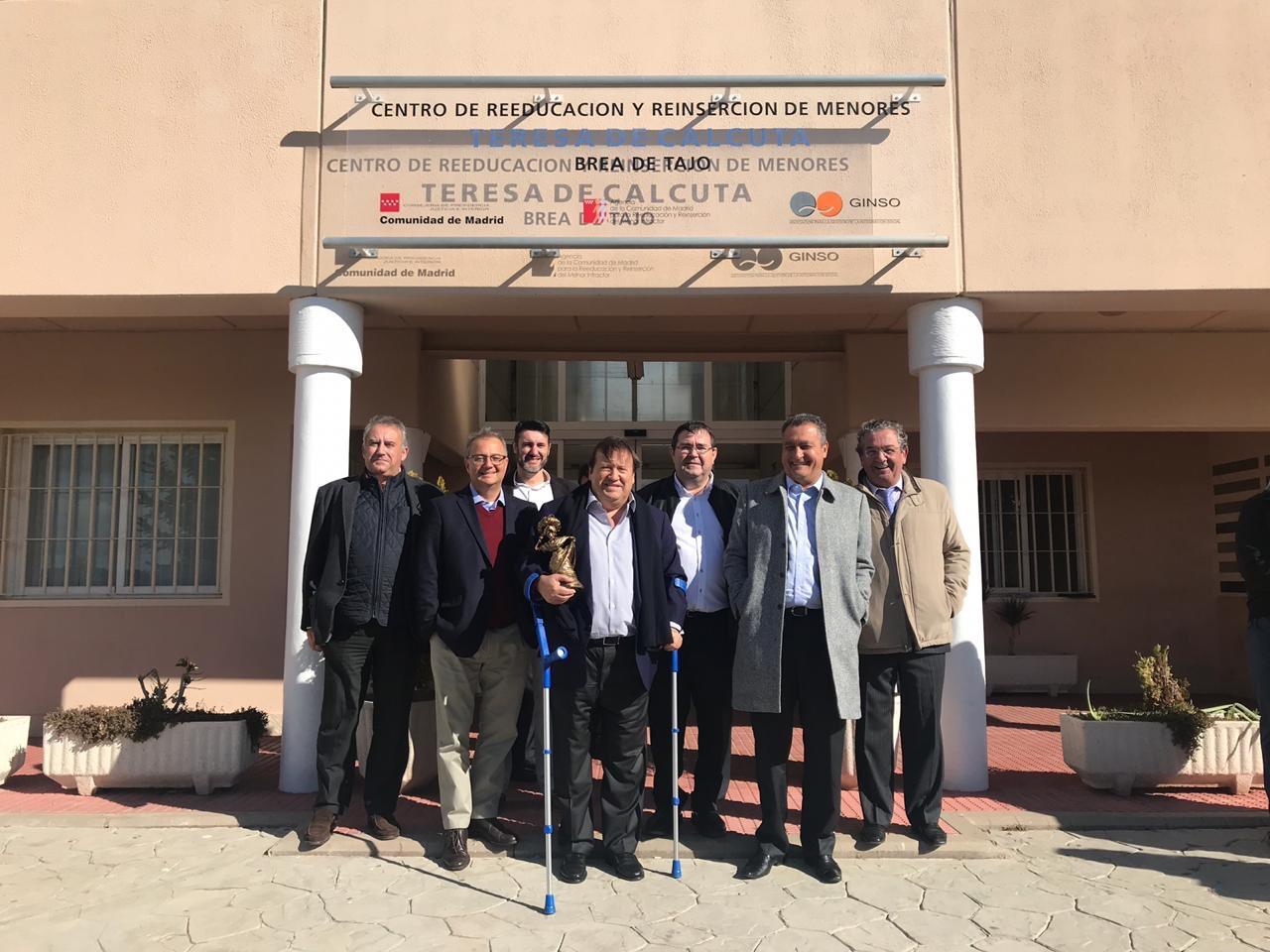 Na Espanha, Rui busca parcerias na área social e novos investimentos para o Estado