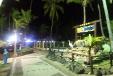 Sesp atuando com força total nas praias de Lauro de Freitas, neste Reveillon