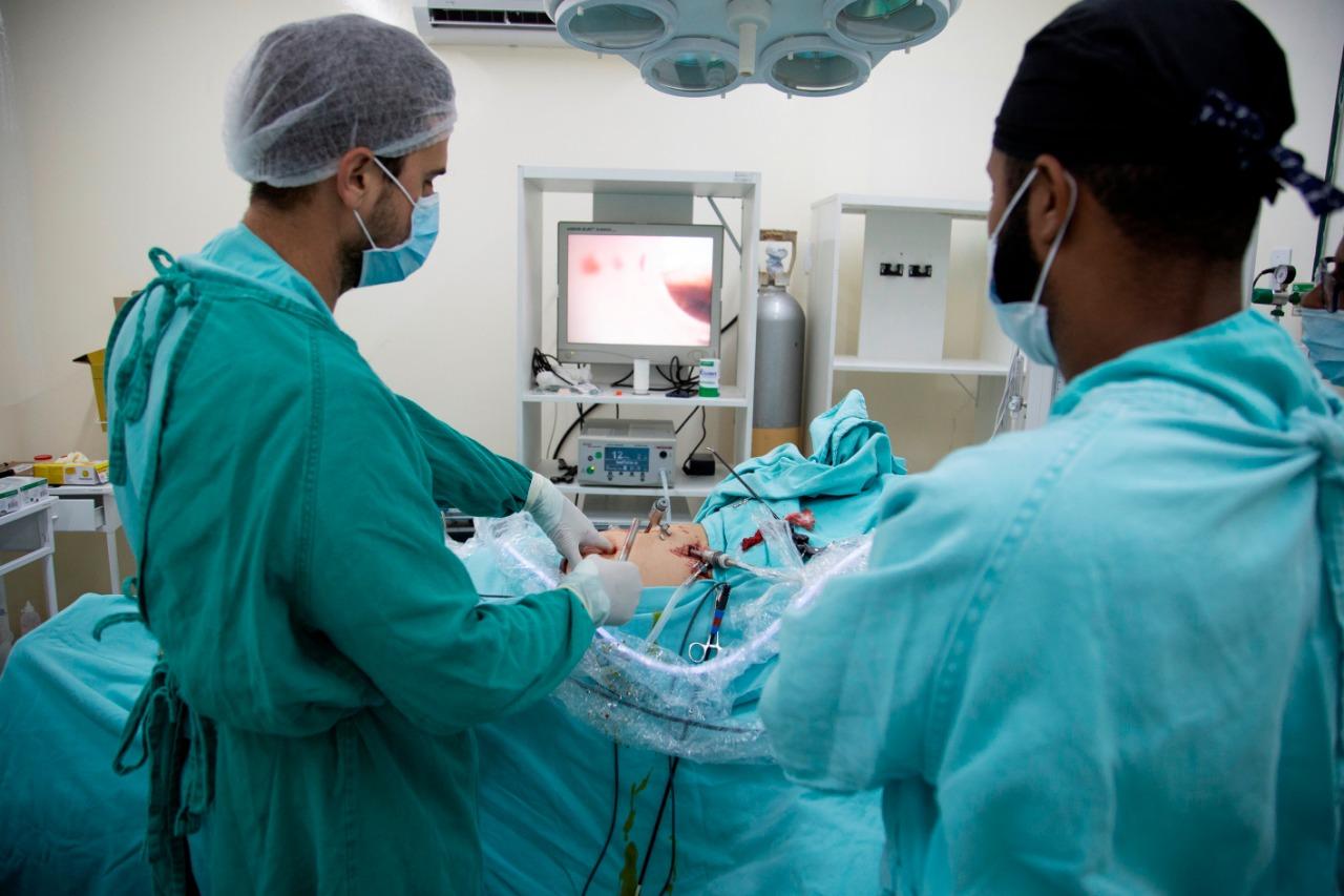 Resultado de imagem para Hospital Jorge Novis finaliza Mutirão de Cirurgias com sucesso