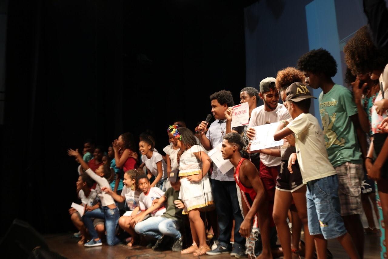 4º Mostra do Educa 7 Minutos premia jovens e transforma educação em Lauro de Freitas