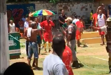 Corregedoria da PM vai apurar ação dos policiais em torneio de futebol