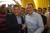 Aniversariantes do dia, os CORRERIAS, Rui Costa e Capitão Olinto; parabéns!