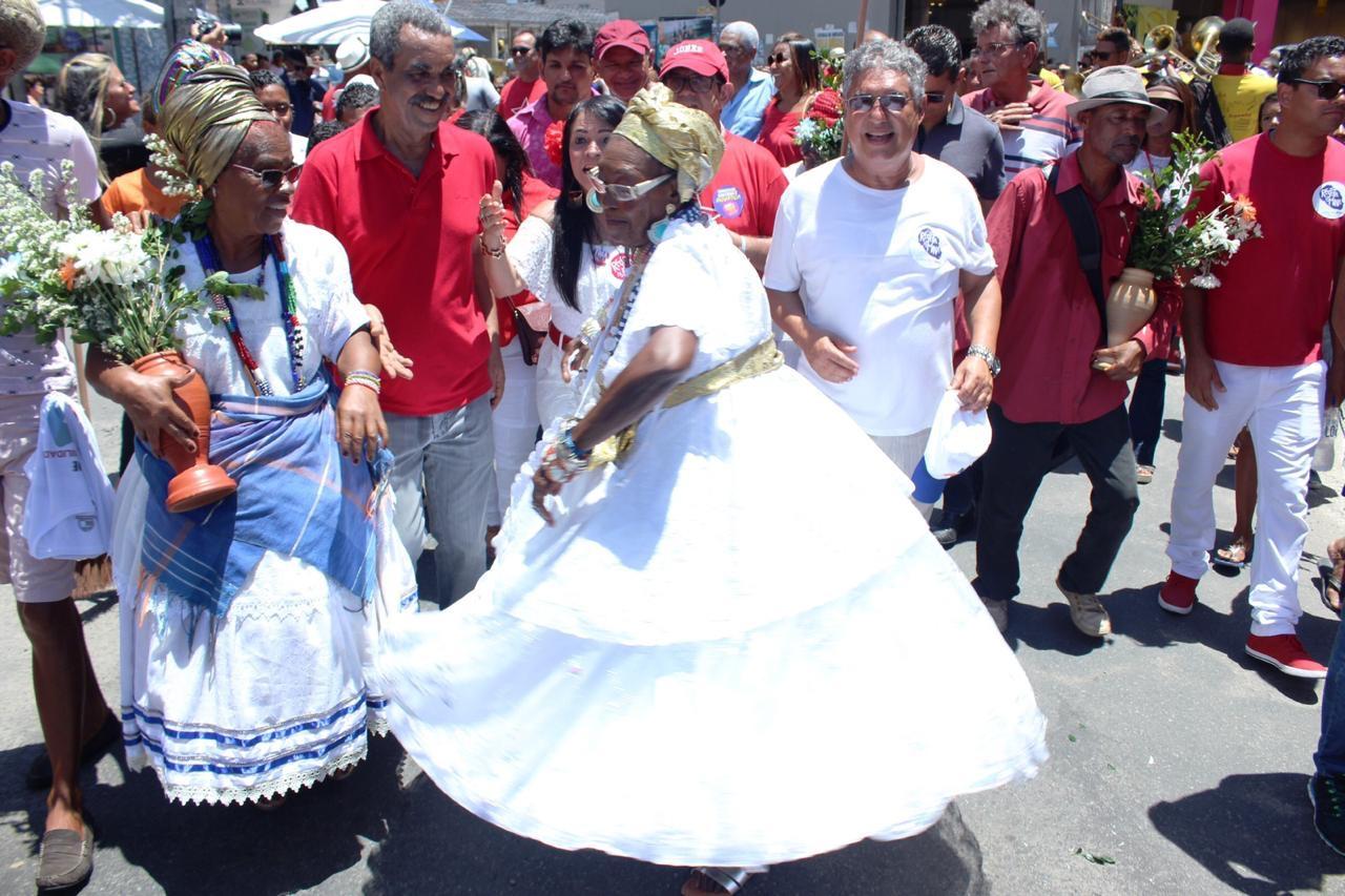 Cortejo cívico cultural celebra o padroeiro de Lauro de Freitas neste sábado (12)