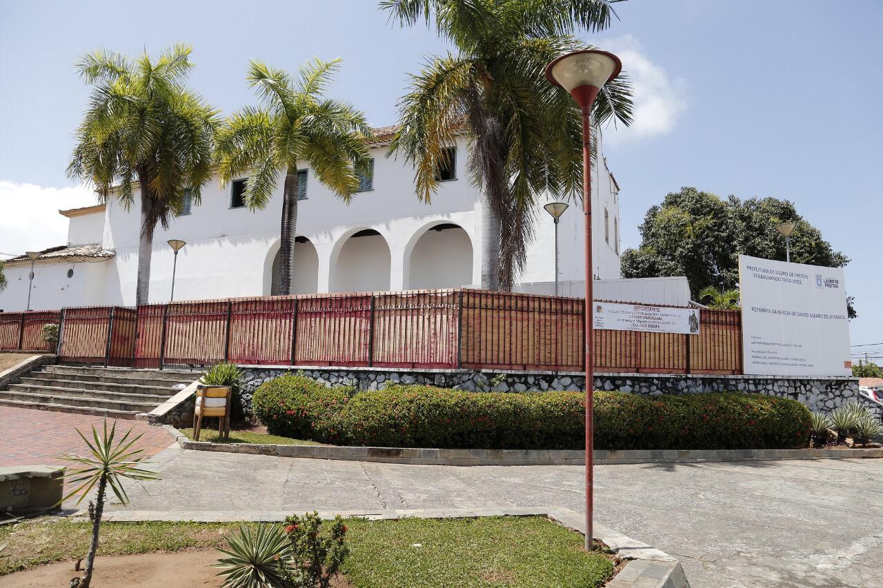 Lauro de Freitas abre neste domingo (6) as comemorações ao padroeiro Santo Amaro de Ipitanga