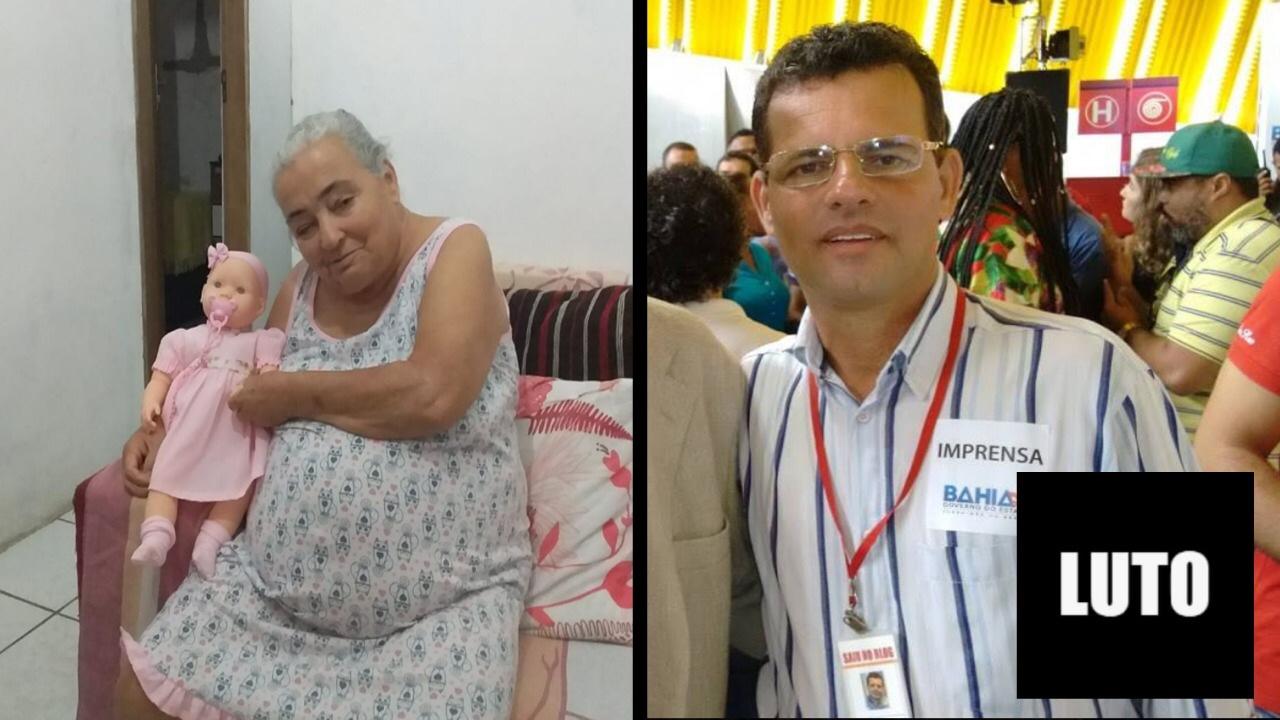 LUTO: Morre a mãe do blogueiro Márcio Brito