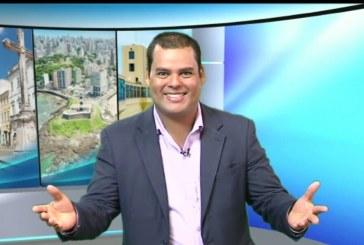 """Cleriston """"Zoião"""" estreia programa jornalístico popular na Band Bahia"""