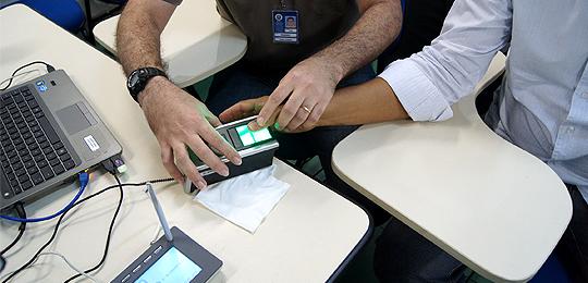 TRE-BA poderá cancelar mais de 200 mil títulos de municípios da RMS. Corra e vá logo fazer a sua Biometria