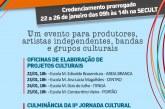 Segunda etapa da Jornada Cultural de Lauro de Freitas começa nesta terça-feira (22)