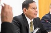 Ministro deve ser demitido caso comprovadas irregularidades, diz Mourão