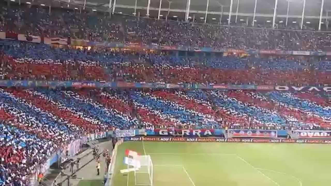 Novamente com torcida única, Bahia e Vitória fazem clássico pela Copa do Nordeste. Tricolor é o favorito
