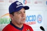Enderson lamenta desclassificação do Bahia: 'Nem sempre quem joga melhor vence'