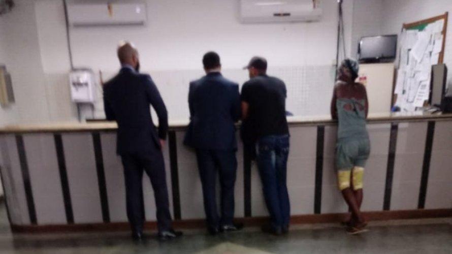Acusado de mandar matar ex-namorada em Vila Canária é preso