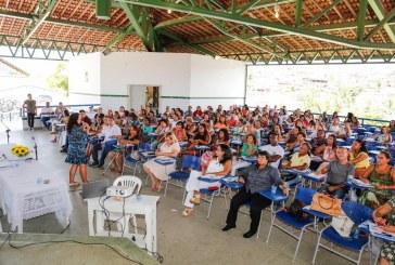 Dirigentes escolares da rede municipal de Lauro de Freitas iniciam formação em gestão democrática