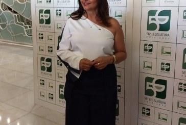 Alice Portugal toma posse para quinto mandato e reitera que fará oposição a Bolsonaro